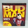 Bud Man with Budweiser Can Character lidded stein - Box View