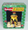 Budweiser Frog Character lidded stein - Box View