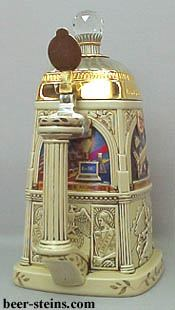 Most Expensive Beer In The World >> Millennium Beer Steins Budweiser Stein for the year 2000