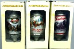 Budweiser 2009 through 2011 ornaments - Front View9-11